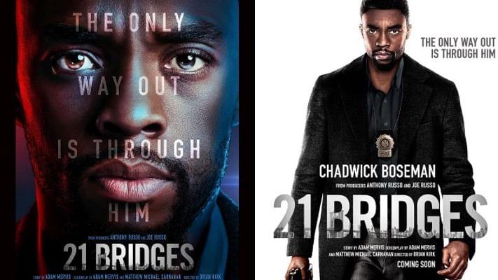 21 Bridges Movie Review Chadwick Boseman Starrer Slick But Generic