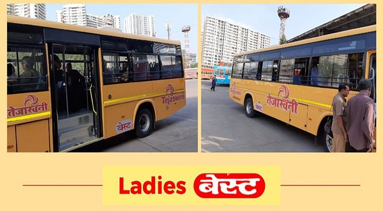 Mumbai: BEST plans to ply 37 Tejaswini buses for women