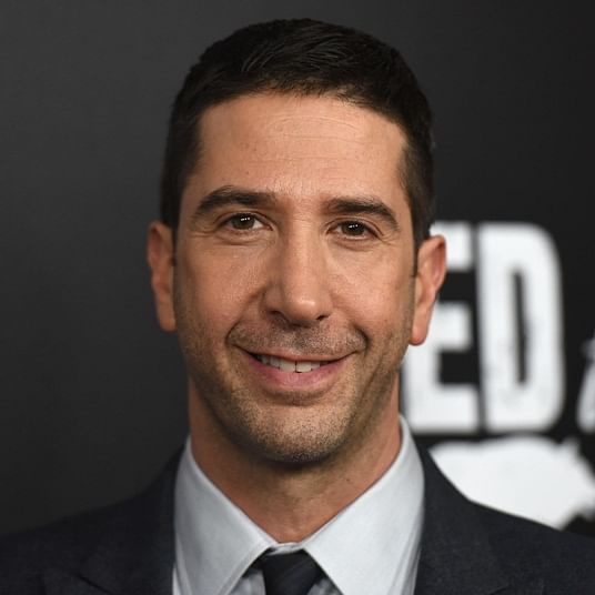 Oh Professor Gellar: 'Friends' actor David Schwimmer is dating woman 24 years younger than him