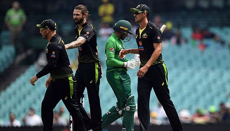 Australia vs Pakistan first T20I match called off due to rain; to be played on November 5
