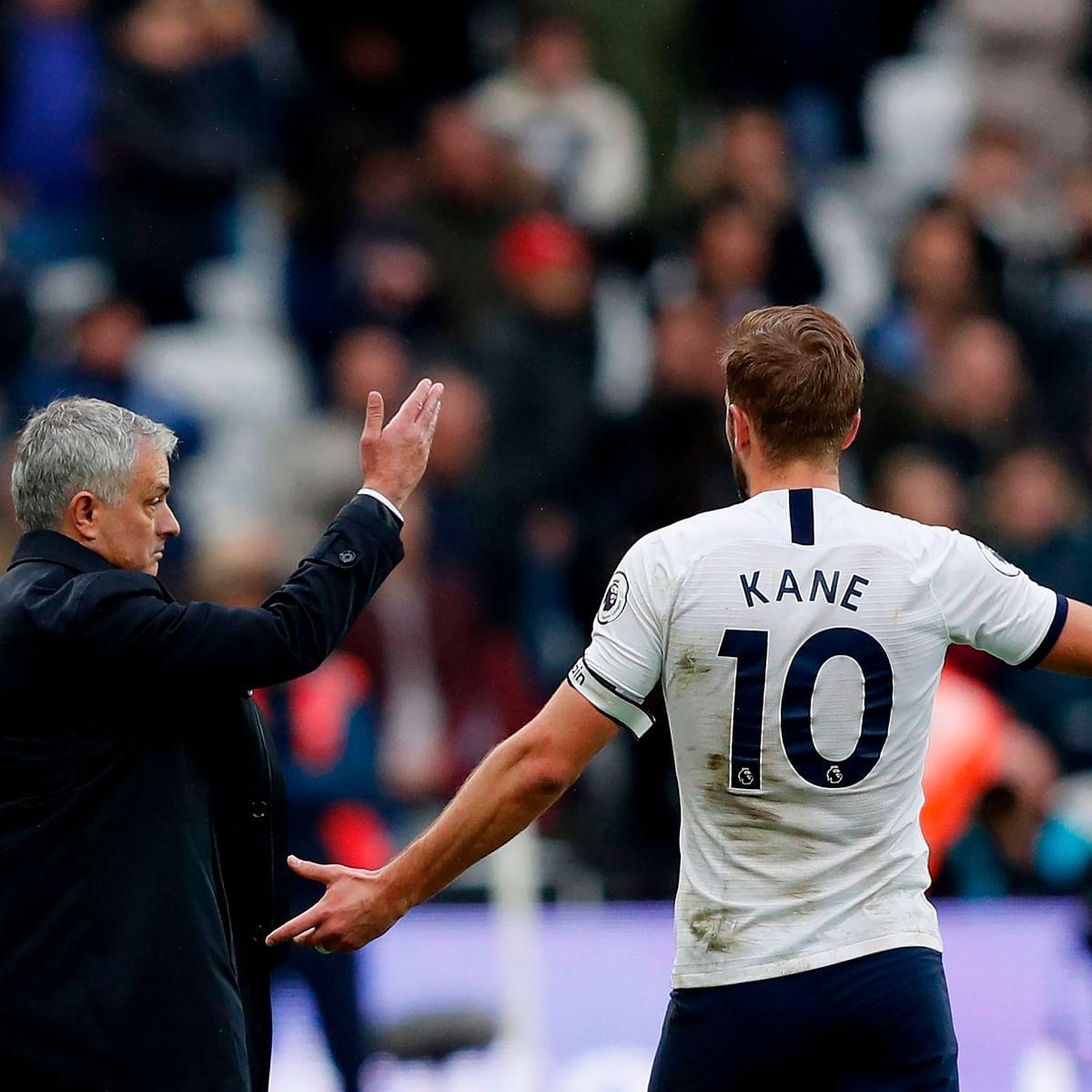 Premier League: Harry Kane's late strike helps Tottenham defeat West Brom