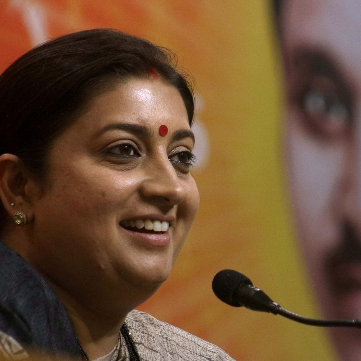Anti-trafficking units, women's help desks soon: Smriti Irani