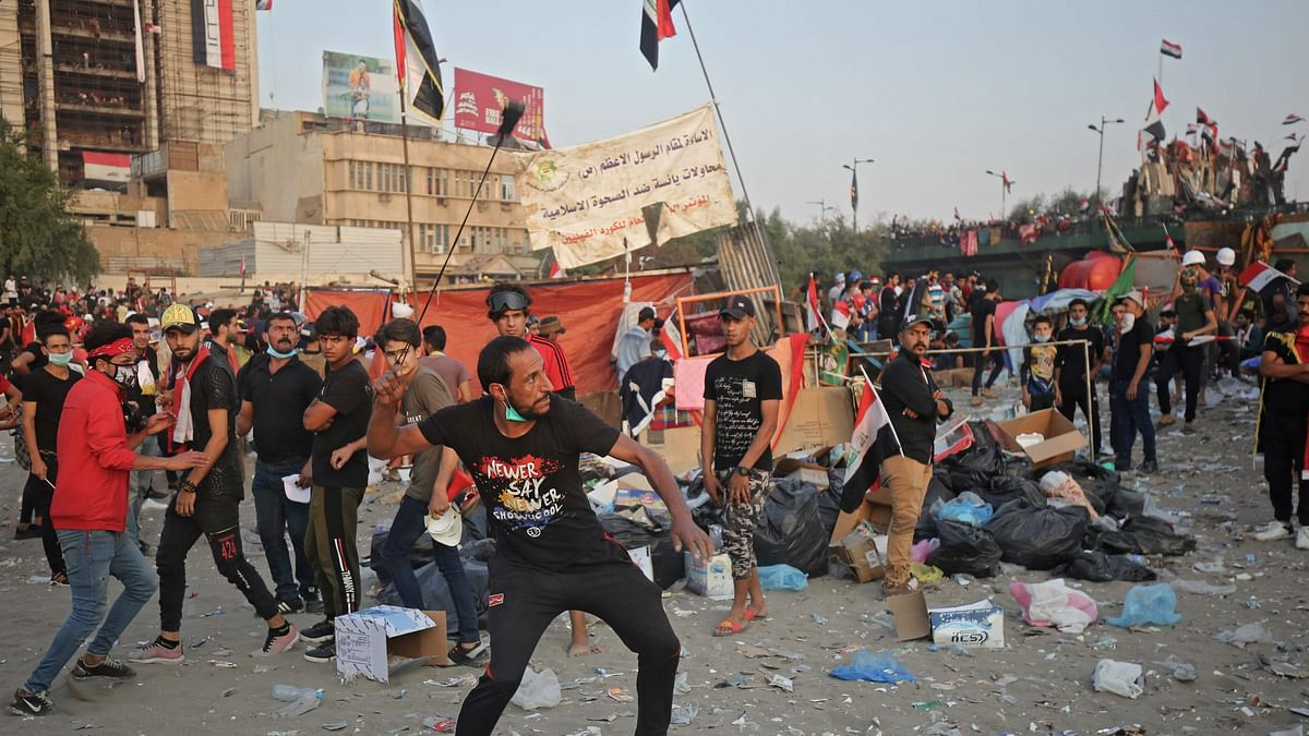 Iraq: 3 protesters killed in Karbala near Iran consulate