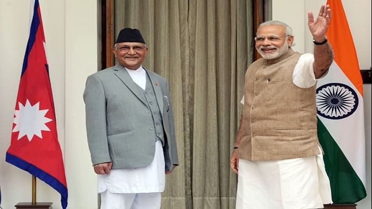 Nepal PM claims Kalpani area, asks India to 'withdraw new map immediately'