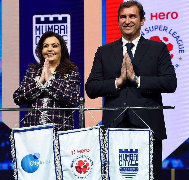 Nita Ambani dreams to have India at FIFA WC