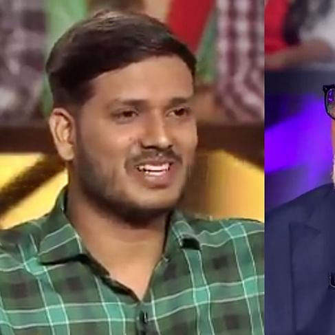 KBC 11: Simple Rs 6.4 lakh question came with a hint that Jitender Singh failed to answer on Amitabh Bachchan's show