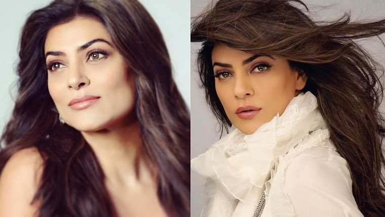 10 intense workout routines of birthday girl Sushmita Sen we dare you to try at home