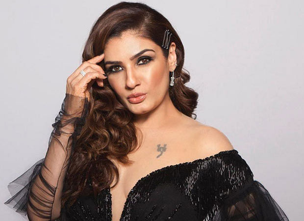 Raveena Tandon to essay Indira Gandhi on screen?