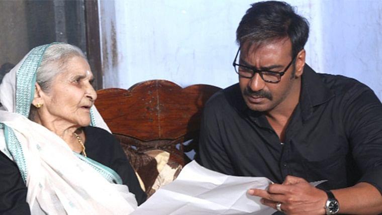 Grandmother from Ajay Devgn's Raid, actor Pushpa Joshi passes away