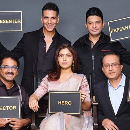 Akshay Kumar announces next venture 'Durgavati' starring Bhumi Pednekar, is this the 'Bhaagamathie' remake?