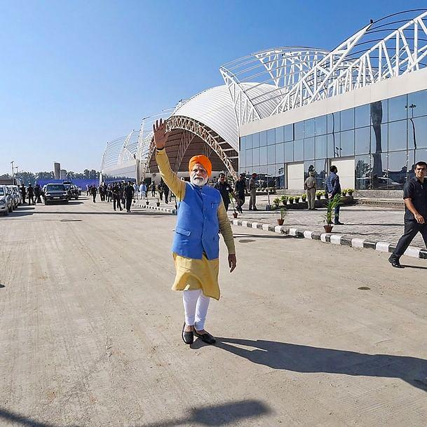 PM Modi wishes nation on Guru Nanak Dev's 550th birth anniversary