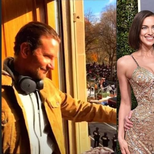 Post split with Irina Shayk, Bradley Cooper celebrates Thanksgiving by watching parade