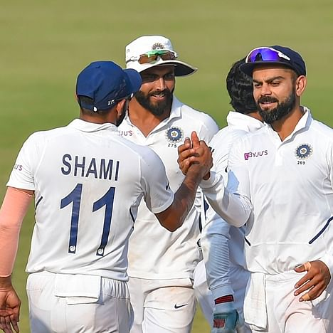Bangladesh's debut Test head hails Indian pacers