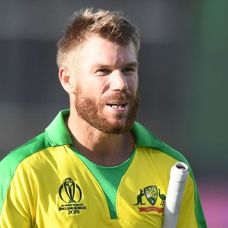 'England players sell their books in the name of David Warner'