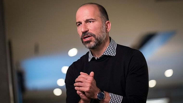 Uber CEO Dara Khosrowshahi backtracks after comparing Jamal Khashoggi's killing to an accident