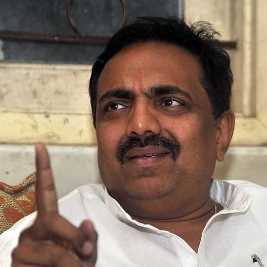 Maha CM has sent final list of portfolio allocation for Governor's approval, says Jayant Patil