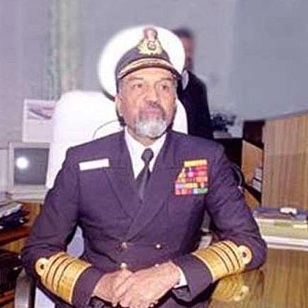 Former navy chief Admiral Sushil Kumar passes at 79