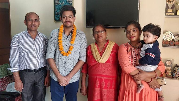 Age no bar: Jaipur boy set to become a judge at 21