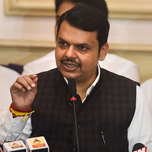 Sena 'betrayed' public mandate, BJP in Maharashtra: Former CM Fadnavis over government formation