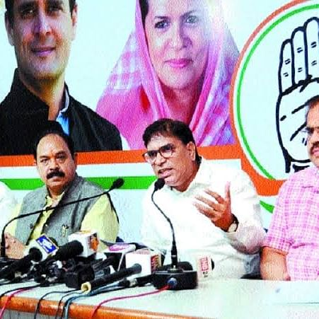Bhopal: BJP extracting revenge on farmers for assembly elections failure
