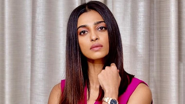Radhika Apte feels 'honoured' to receive nomination medal for International Emmy Awards 2019