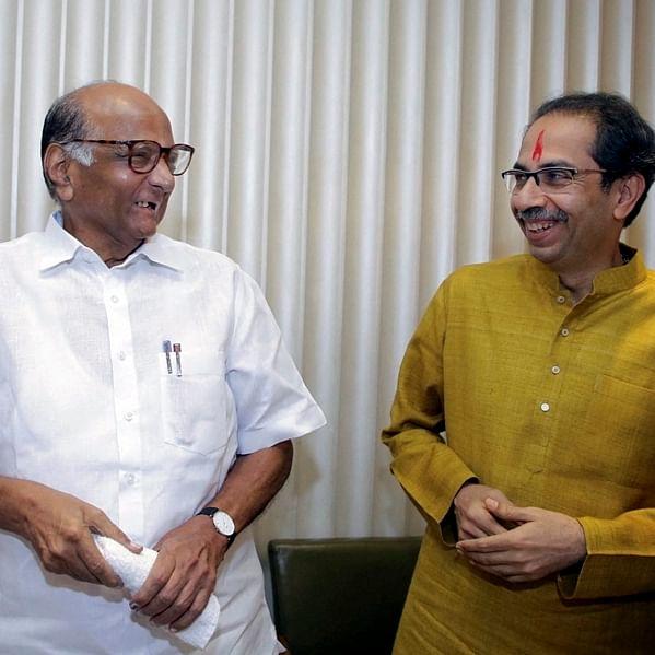 Shiv Sena lauds Sharad Pawar, dubs him 'margdarshak' of Maha Vikas Aghadi