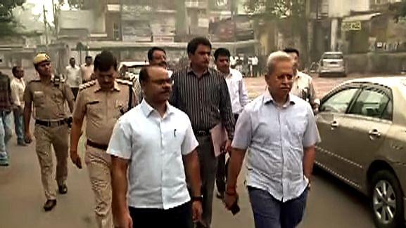 Tis Hazari: Retd officers body urges police to approach SC