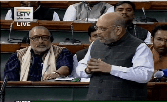 Amit Shah mocks SPG protectee who 'rides at 100 km/hr', BJP sets up Twitter poll