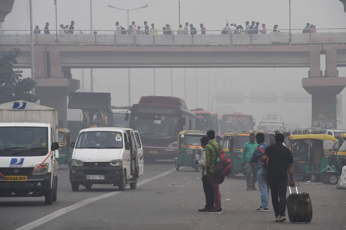 Delhi air quality improves to 'satisfactory', SAFAR advices people to 'enjoy the day'