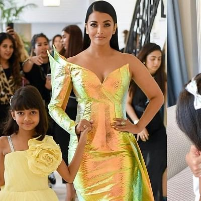 8 times birthday girl Aaradhya Bachchan twinned with her mom Aishwarya Rai Bachchan