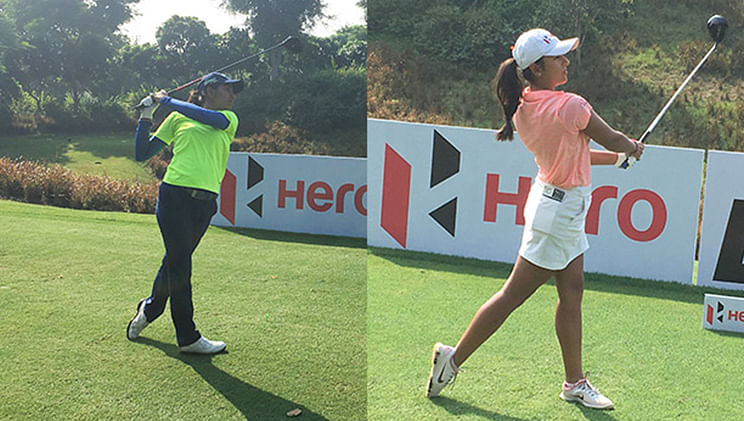Diksha Dagar, Tvesa Malik return to action in 14th leg of Women's Pro Golf Tour
