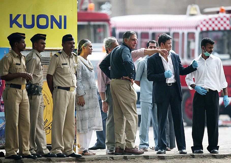 'We can be hurt, but not knocked out': Ratan Tata pays tribute to 26/11 martyrs and spirit of Mumbai