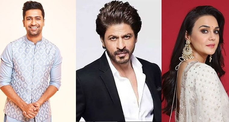 'You will never cease to amaze me': Preity Zinta's birthday greeting for SRK is ek dum Dil Se