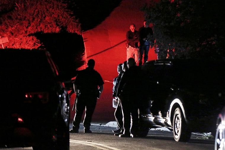 4 killed, several injured in shooting during Halloween party in California