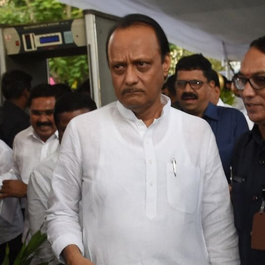 It was courtesy meet: Ajit Pawar plays down rendezvous with BJP MP Pratprao Chikhalikar