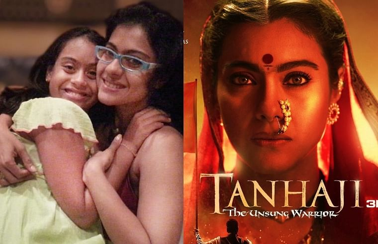 Kajol skips Tanhaji's trailer launch due to Nysa