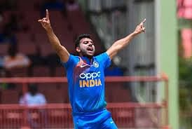 Too hot to handle: Deepak Chahar just took another T20 hat-trick