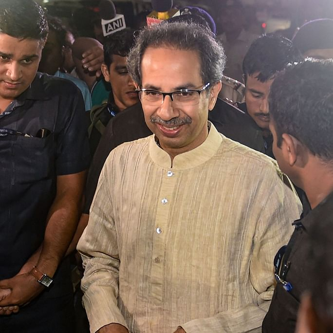 Earlier EVM 'khel' was going on and now this is new khel, says Uddhav Thackeray