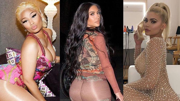 Kim Kardashian to Nicki Minaj, 10 celebs rumoured to have butt implants