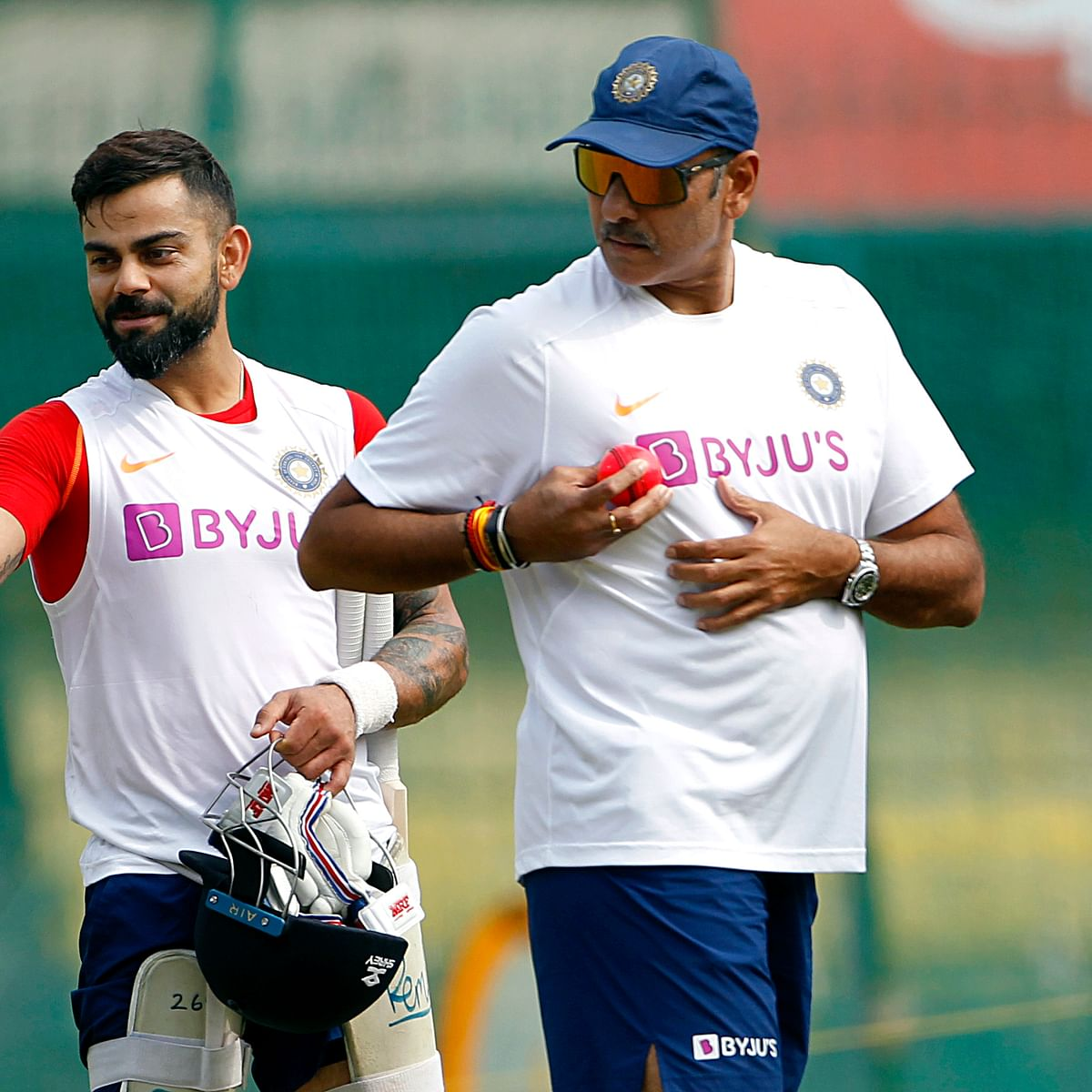 Virat Kohli's captaincy feat vs Australia hard to emulate, says head coach Ravi Shastri