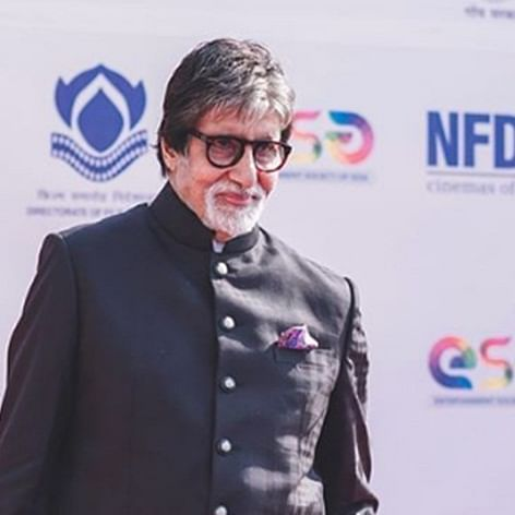 Another goof up at IFFI, Amitabh Bachchan stranded after driver goes missing