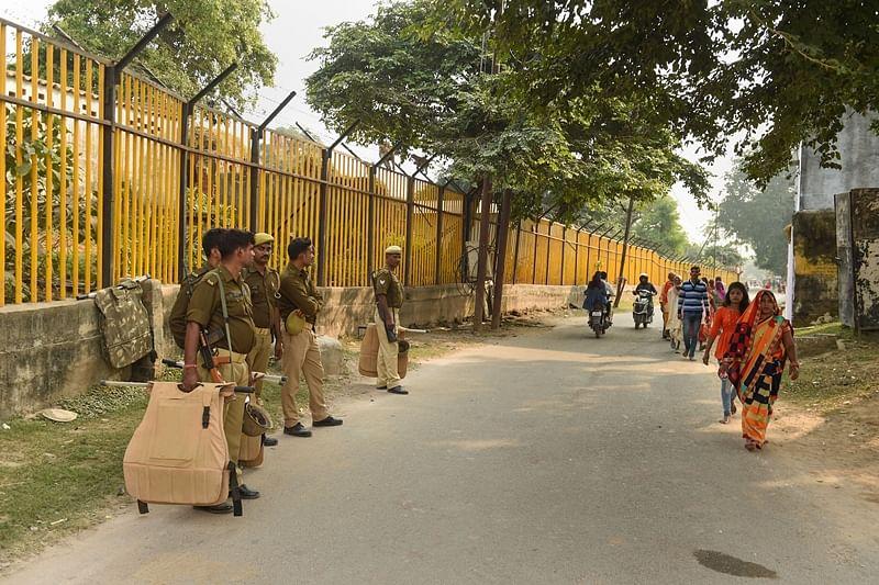 Ayodhya Verdict: Himachal police warns against circulation of fake news