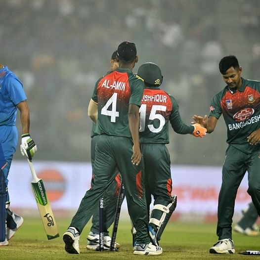 India vs Bangladesh T20I: India fare poorly on quality index