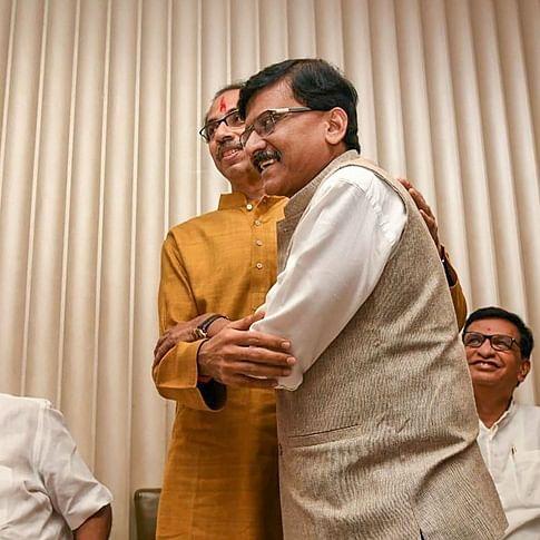 Will invite PM Modi, Amit Shah to Thackeray's swearing-in as Maha CM: Sanjay Raut