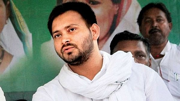 People wondering how milkman can have tea on jet: Tejashwi Prasad Yadav