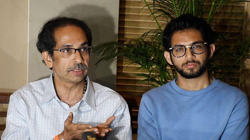 Aaditya to be 'shadow CM' to his father Uddhav