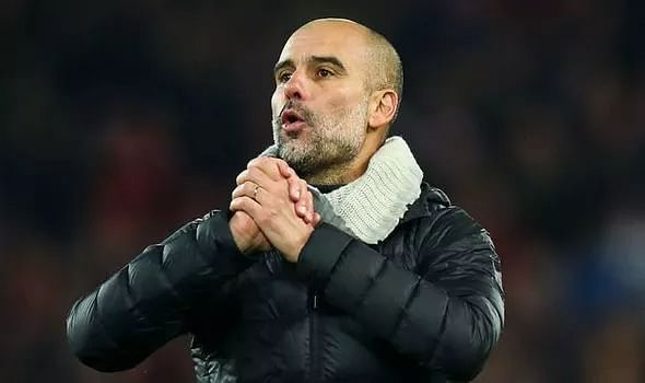 'It's not over': Guardiola warns Liverpool ahead of City vs Chelsea