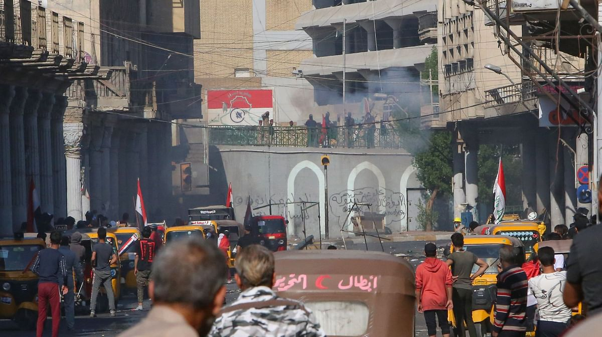 Iraq: Fresh clashes erupt in Baghdad despite cleric's call for calm
