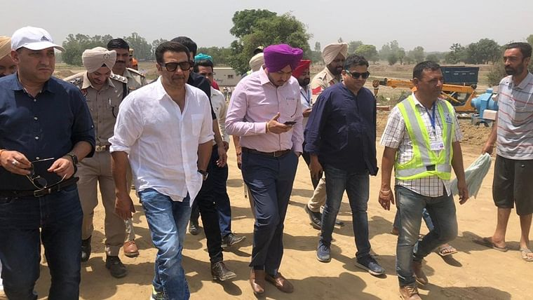 'It is my area, my home': Sunny Deol on attending Kartarpur Corridor inauguration