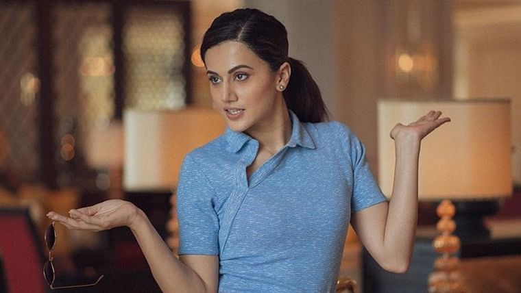 Half salary of leading hero is the entire budget of female-driven film: Tapsee Pannu